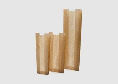 Saquetas papel kraft 32/33 GR
