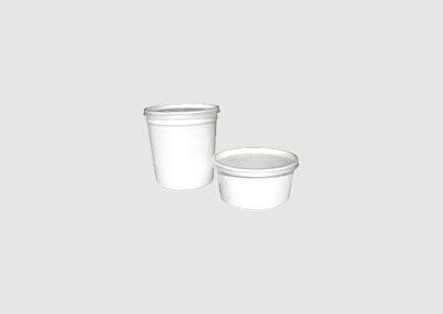 Caixa plástico sopa c/ tampa