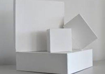 Caixas de cartolina sortidos