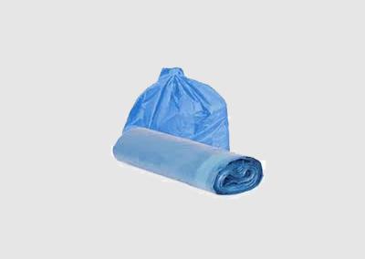"""Sacos plástico """"lixo"""" C/ atilhos"""