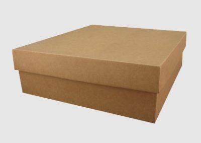 Caixa kraft gourmet XL